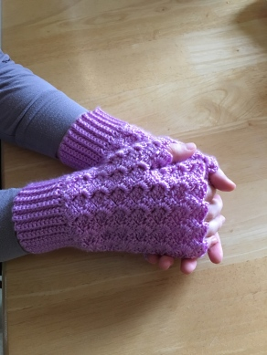 Astra Gloves designed by Jana Whittle