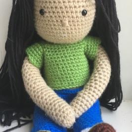 *Doll A - $40