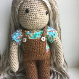 *Doll C - $60